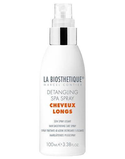 Cheveux Longs Detangling Spa Spray SPAспрей для придания гладкости волосам 100 мл (LaBiosthetique, Cheveux Longs) la biosthetique spa спрей для придания гладкости волосам detangling spa spray 200 мл