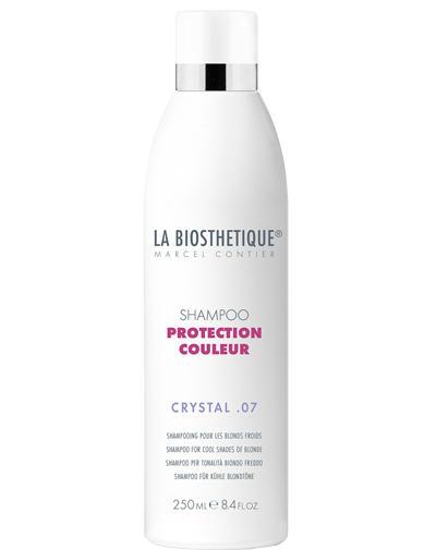 LaBiosthetique Protection Couleur Crystal 07 Шампунь для окрашенных волос 200 мл (LaBiosthetique, Protection Couleur) protection couleur n шампунь для нормальных и толстых окрашенных или тонированных волос 200 мл labiosthetique protection couleur