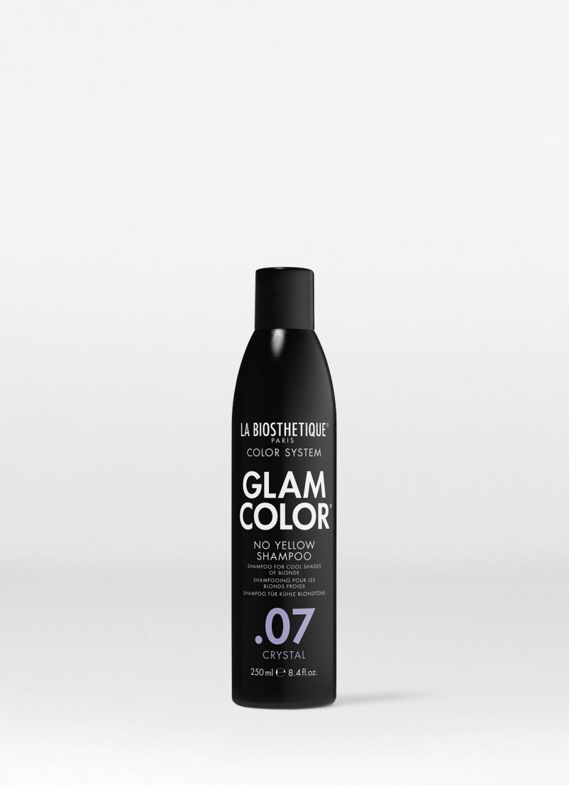 Купить LaBiosthetique Шампунь для окрашенных волос No Yellow 07 Crystal 250 мл (LaBiosthetique, Glam Color), Франция