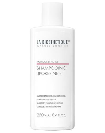 Sensitive Lipokerine E Шампунь для чувствительной кожи головы и поврежденных волос 250 мл (LaBiosthetique, Methode Sensitive) восстанавливающий кремкондиционер с уфзащитой для поврежденных солнцем волос 125 мл labiosthetique methode soleil