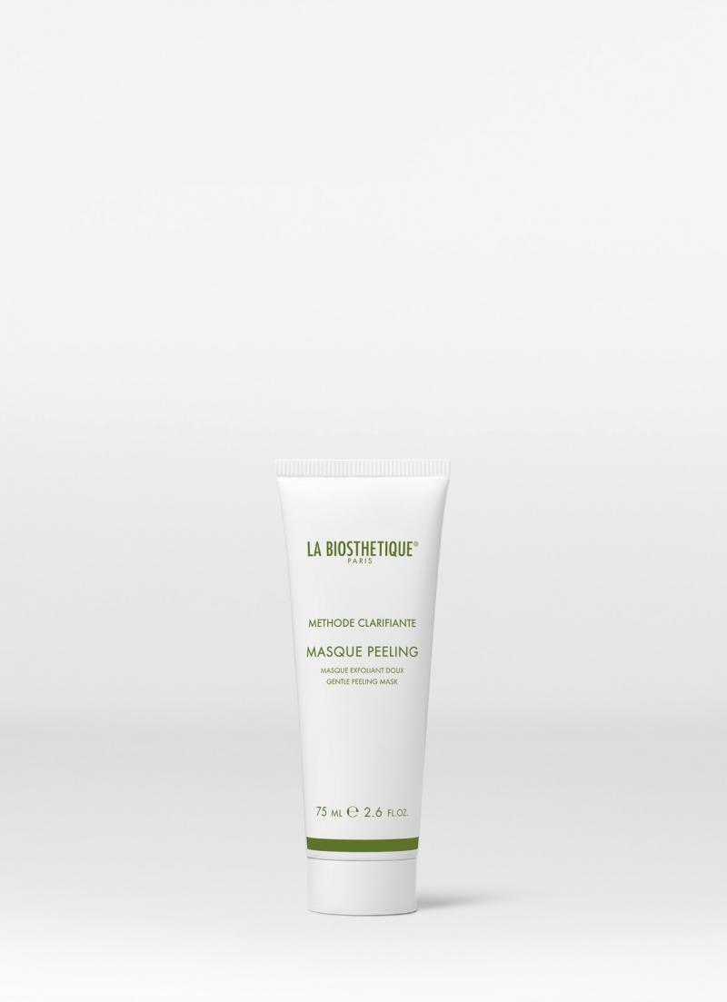 Купить La Biosthetique Кожа Глубоко очищающая кожу маска крем-эксфолиант для всех типов кожи, включая чувствительную 75 мл (La Biosthetique Кожа, Methode Clarifiante), Франция
