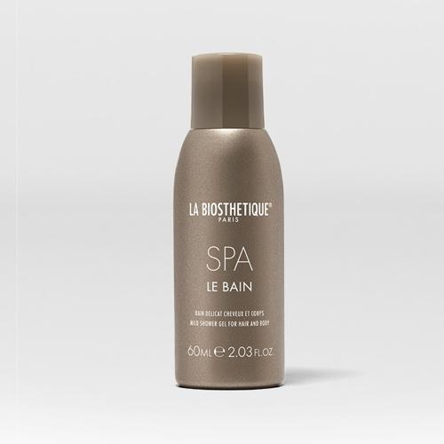 LaBiosthetique Мягкий освежающий велнес гель-шампунь для тела и волос Le Bain SPA  60 мл (LaBiosthetique, Another)
