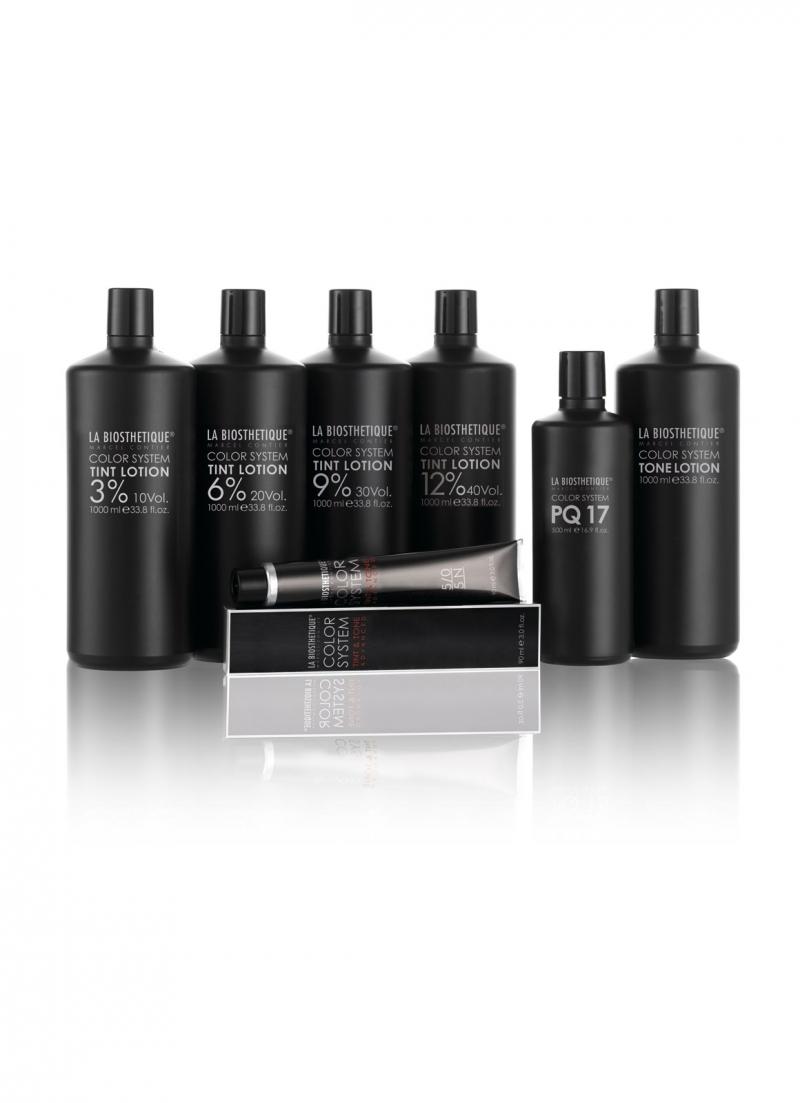LaBiosthetique Эмульсия для перманентного окрашивания волос Tint Lotion ARS 9% 1000 мл (LaBiosthetique, Окрашивание)