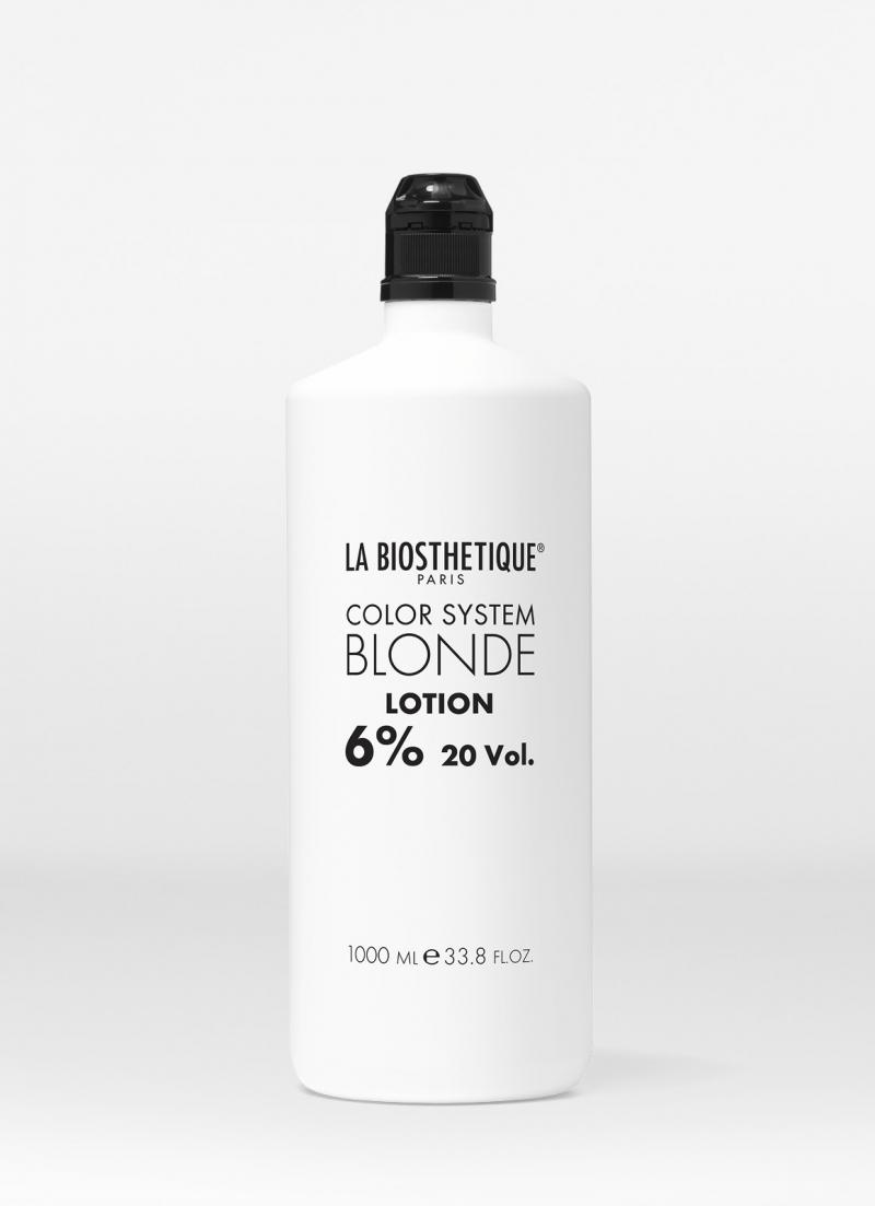 Купить LaBiosthetique Окислительная эмульсия Blonde Lotion 6% 1000 мл (LaBiosthetique, Окрашивание), Франция