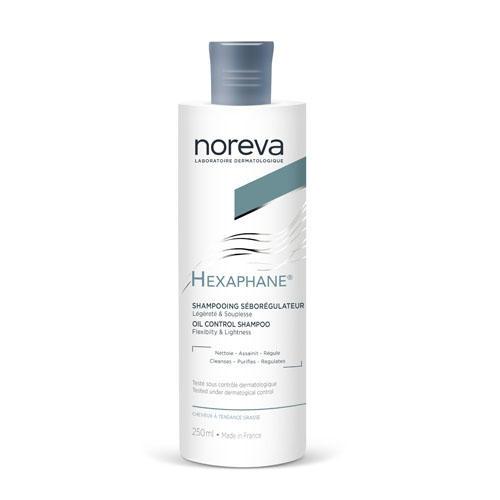 Noreva Гексафан Себорегулирующий шампунь 250 мл (Noreva, Hexaphane) шампунь для волос ducray sensinol сенсинол 200 мл при повышенной чувст волосистой части головы