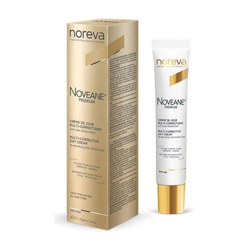 Noreva Новеан Премиум Мультифункциональный антивозрастной дневной крем для лица 40 мл (Noreva, Noveane Premium) косметика после 50 лет на айхерб
