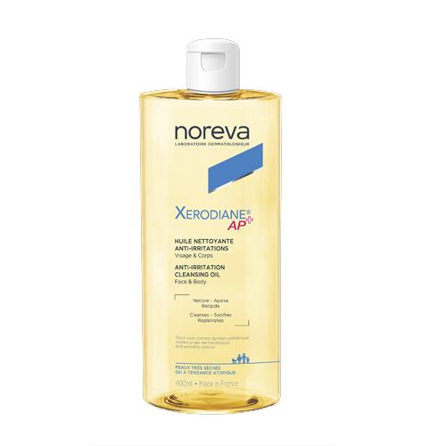 Noreva Ксеродиан АР+ Очищающее масло против раздражений 400 мл (Noreva, Xerodiane AP+)