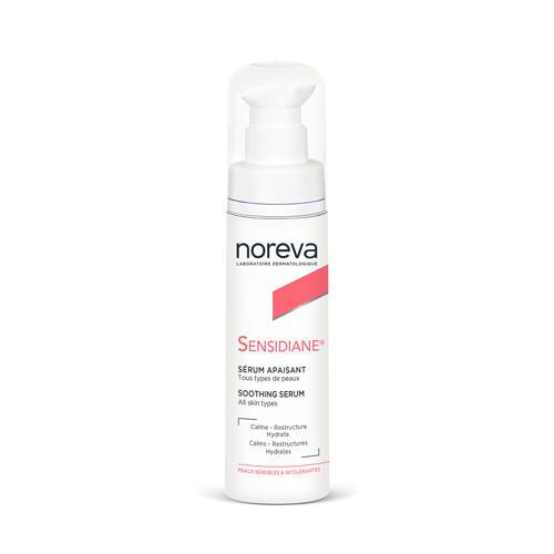 Интенсивная успокаивающая сыворотка для лица Сенсидиан 30 мл (Noreva, Sensidiane) очищающая успокаивающая мицеллярная вода сенсидиан 500 мл noreva sensidiane