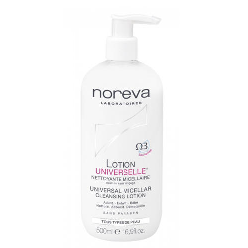 Noreva Универсальный очищающий мицеллярный лосьон, 500 мл (Noreva, Cleansing)