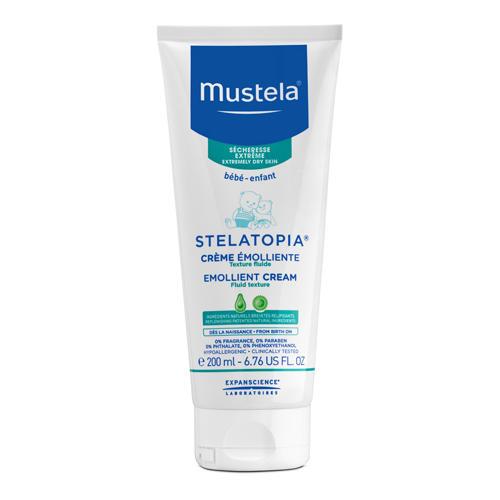 Стелатопиа Смягчающий крем, 200 мл (Mustela, Stelatopia) mustela крем эмульсия стелатопиа атоп дермотит 200 мл