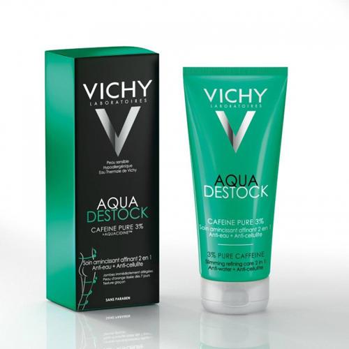 Аквадесток (Aqua Destock) антицеллюлитное средство с дренажным эффектом 200 мл (Vichy, Liposculpture) cellu destock от vichy