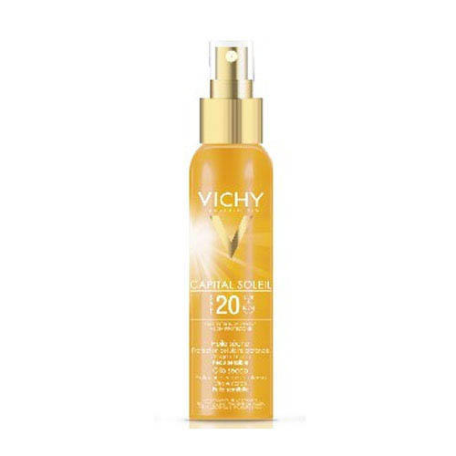 �������������� ����� ��� ���� SPF20+ �������� ����� 125 �� (Capital Ideal Soleil) (Vichy)