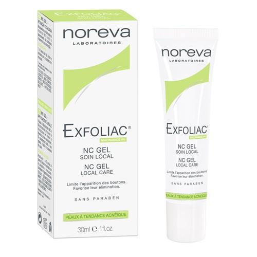 Эксфолиак NC- гель 30 мл (Exfoliac)