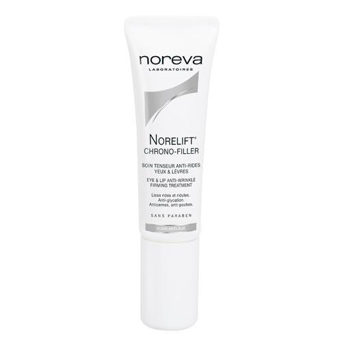 Хроно-филлер Укрепляющий крем для ухода за кожей глаз и губ 10 мл (Norelift)