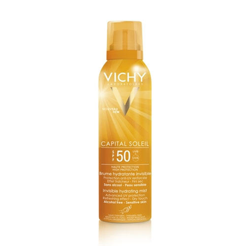 �������� ����� ����������� �����-����� SPF50 200 �� (Capital Ideal Soleil) (Vichy)