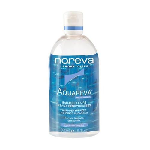 Фото - Noreva Акварева Мицеллярная вода для обезвоженной кожи 500 мл (Noreva, Aquareva) noreva акварева увлажняющий скраб 75 мл noreva aquareva