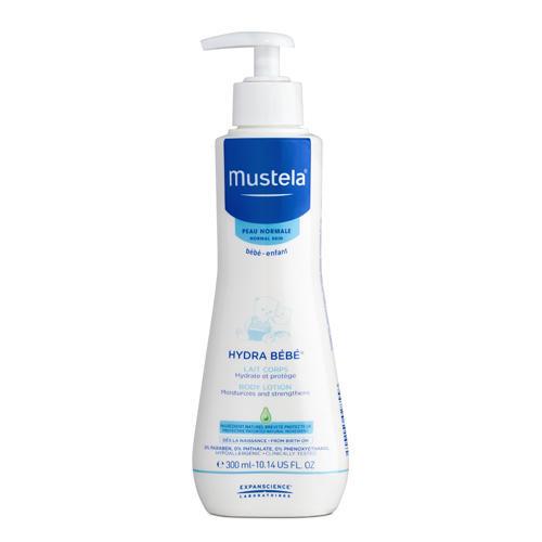 Молочко для тела HydraBebe 300 мл (Mustela, Bebe защита кожи) mustela пена для ванны mustela bebe 8700794 200 мл