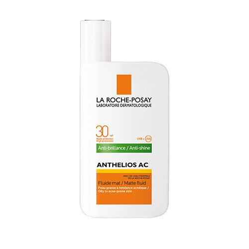 Aнтгелиос Матирующий флюид без отдушек SPF30/PPD25, 50 мл (Anthelios) (La Roche-Posay)