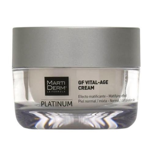 Купить MARTIDERM Платинум GF Витал-аж Крем дневной для нормальной и комбинированной кожи 50 мл (MARTIDERM, Platinum)