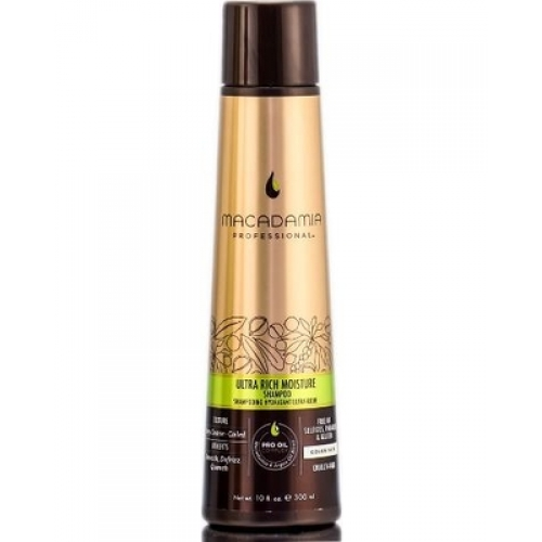 Купить Macadamia Шампунь увлажняющий для жестких волос 300 мл (Macadamia, Уход)
