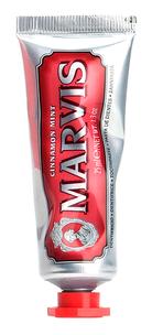 Зубная паста Мята и Корица 25 мл (Marvis, Marvis) зубная паста мята и корица 75 мл marvis marvis
