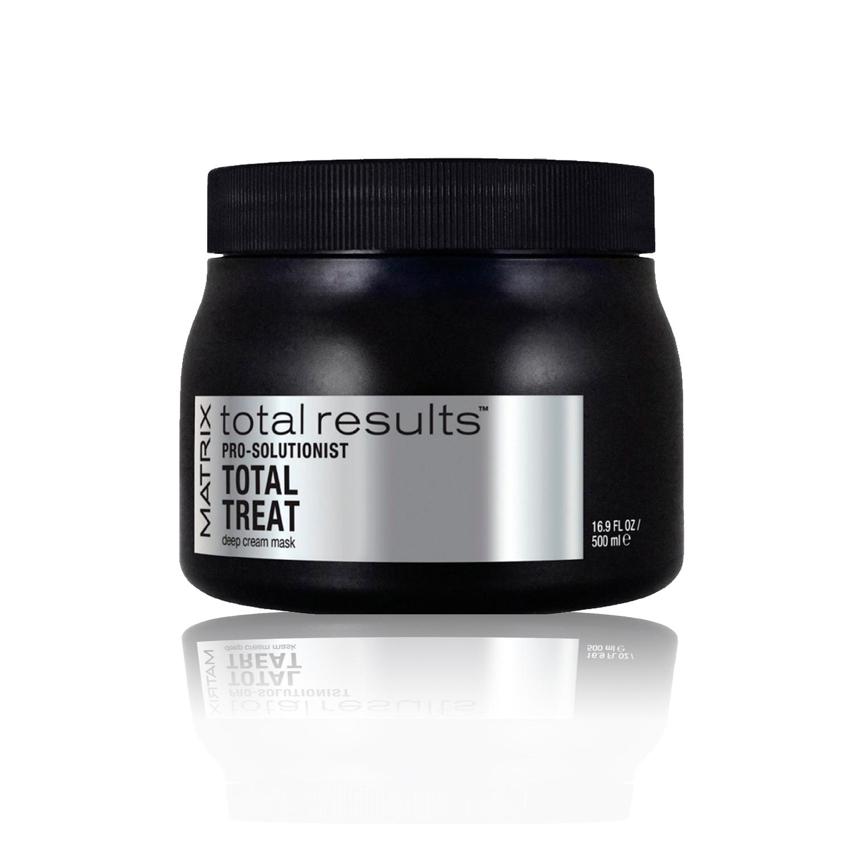Купить Matrix Крем-маска Total Treat для экспресс-восстановления волос, 500 мл (Matrix, Total results), США