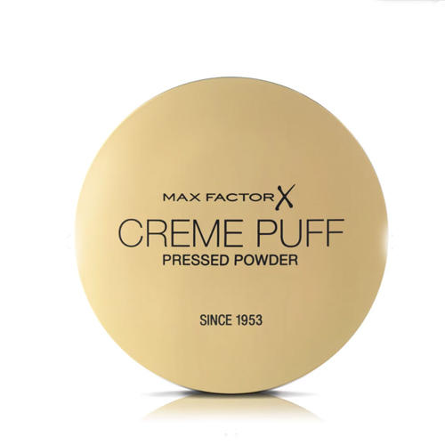 Кремпудра тональная Creme Puff Powder (Max Factor, Лицо) four powder puff set