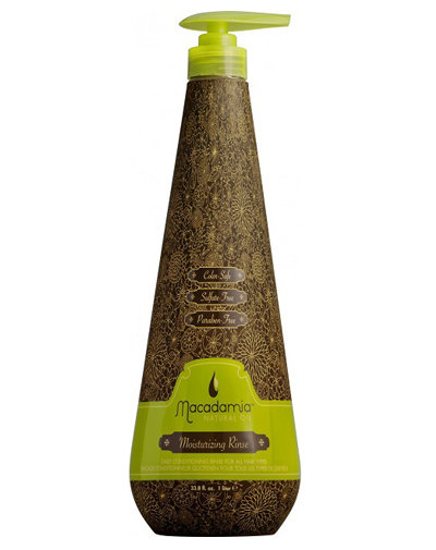 Увлажняющий кондиционер на основе масла макадамии 1000 мл (Macadamia, Уход)