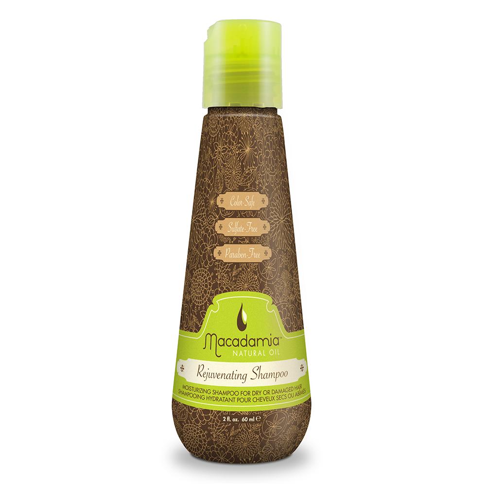 Macadamia Шампунь восстанавливающий с маслом Арганы и Макадамии, 100 мл (Macadamia, Natural Oil) недорого