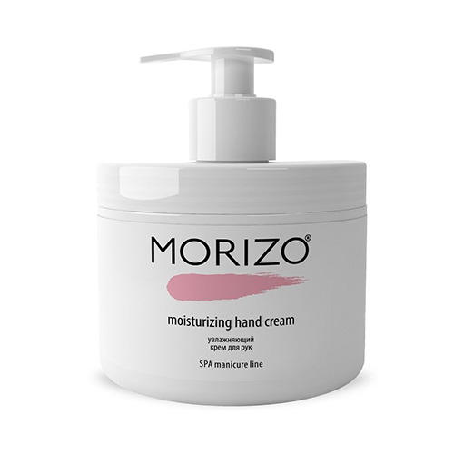 Morizo Крем для рук увлажняющий, 500 мл (Morizo, Manicure line)