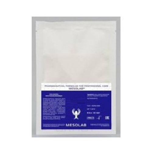 Фото - Маска альгинатная Женьшень Спирулина Витамин С 30 гр (Mesolab, Маска) mesolab маска альгинатная черничная с витамином с h11 30 г