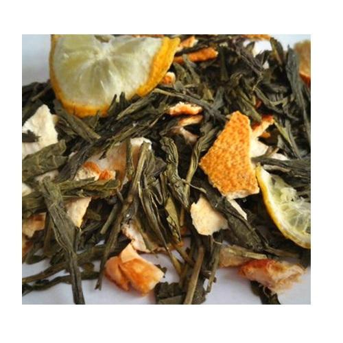 Natty elite Сицилианский лимон 2,5 г*15 (Natty elite)Зеленый чай<br>Зеленый чай Сенча с добавлением  кусочков лимонов с мякотью и цедры апельсина. Сенча &amp;mdash; это разновидность  зеленого чая, один из самых популярных сортов в Японии. Свежезаваренный  чай Сенча обладает изысканным терпким вкусом с легкой горчинкой и  отчетливыми свежими травяными и ореховыми нотками. Также этот чай  помогает снять усталость, повышает тонус организма, очищает от ядов и  жиров. Если выпить 4-5 чашек в день, то организм получит 50%  рекомендуемой ежедневной нормы витамина С.<br><br>Линейка: Natty elite<br>Пол: Женский