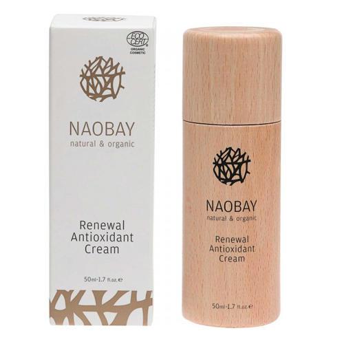 Naobay Ecocert Renewal Antioxidant Cream Крем-антиоксидант для лица обновляющий, 50 мл ()