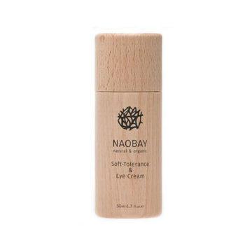 Naobay Ecocert Soft-Tolerance Eye Contour Cream - Крем для век мягкость и контур, 50 мл ()