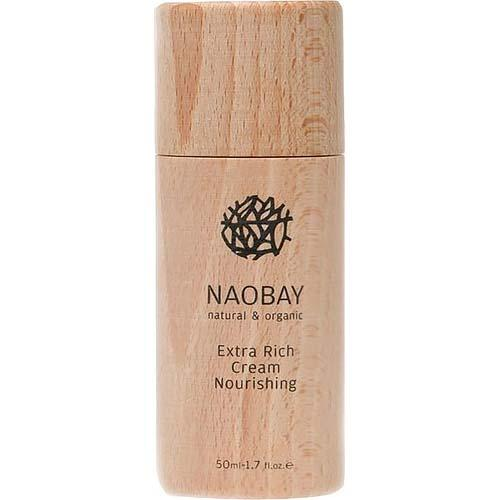 Ecocert Extra Rich Nourishing Cream Крем для лица экстра питательный, 50 мл (Naobay, Naobay Face) equilibria cream крем для лица баланс 50 мл naobay naobay face