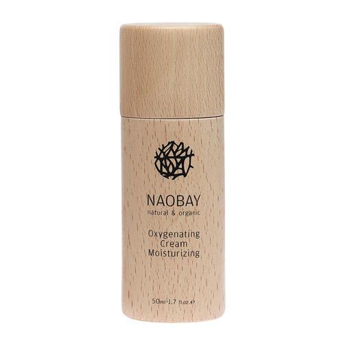 Ecocert Oxygenating Moisturing Cream Крем кислородный для лица увлажняющий, 50 мл (Naobay, Naobay Face) naobay hydraplus cream крем для лица 50 мл