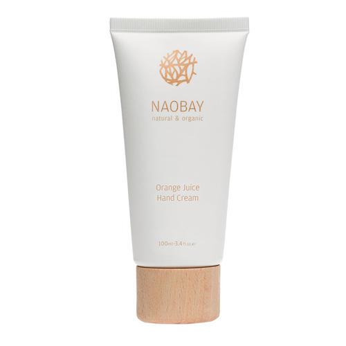 Naobay Orange Juice Foot Cream Крем для ног с экстрактом апельсина 100 мл (Naobay, Naobay Body) equilibria gel to milk cleanser гельмолочко очищающее баланс 100 мл naobay naobay face