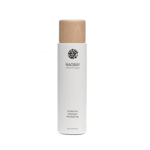 Protective Shampoo Revitalizing Шампунь для волос восстанавливающий, 250 мл (Naobay, Naobay Hair) sothys homme hair and body revitalizing gel cleanser ревитализирующий гель шампунь для волос и тела 250 мл