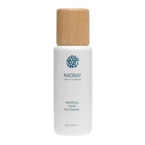 Mattifying Cleansing Gel Гель матирующий очищающий 200 мл (Naobay, Naobay Face)