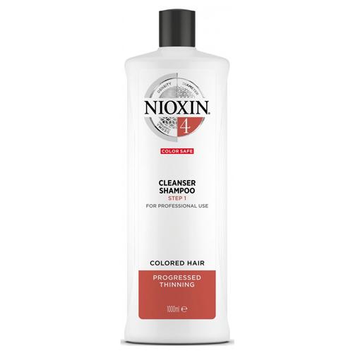 Купить Nioxin Очищающий шампунь Система 4 1000 мл (Nioxin, System 4)