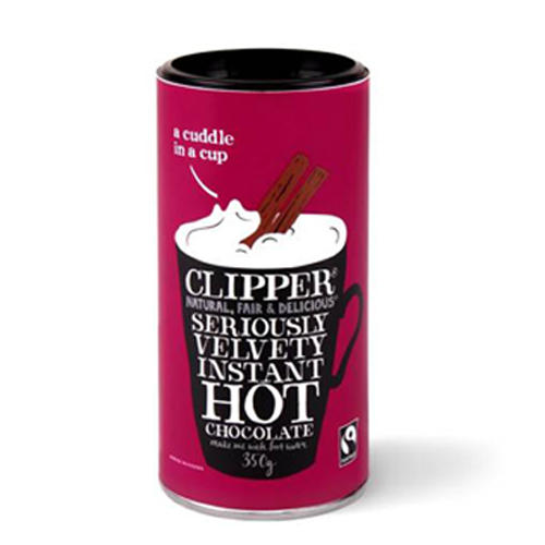 Растворимый Горячий шоколад 350 г (Hot Chocolate) (Clipper)