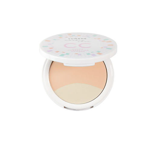 Nordic Chic CC Пудра 8 г (Lumene, Nordic Chic) пудра lumene nordic nude air light compact powder 4