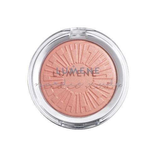 Невесомые румяна 4 г (Lumene, Nordic Luxe) маркер для век 1 6 г lumene nordic luxe