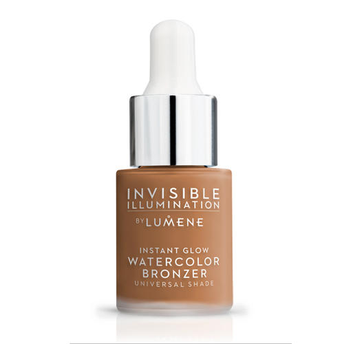 nvisible Illumination Ухаживающий бронзерфлюид 15 мл (Lumene, Invisible Illumination) консилер lumene invisible illumination brightening flawless concealer цвет universal light variant hex name dfcbb7