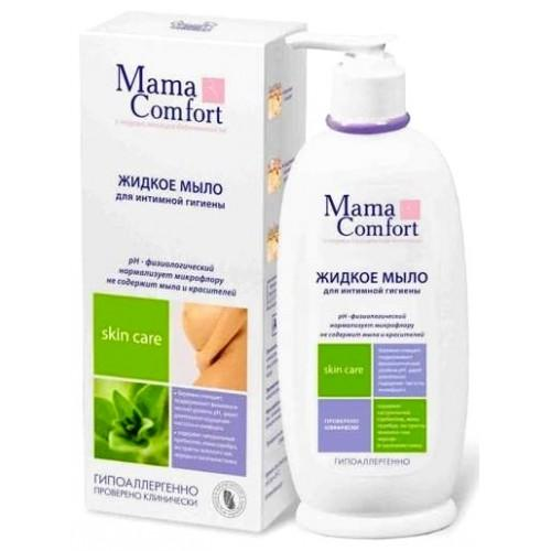 Наша Мама Жидкое интимное мыло Мама Комфорт 250 мл (Мамам)