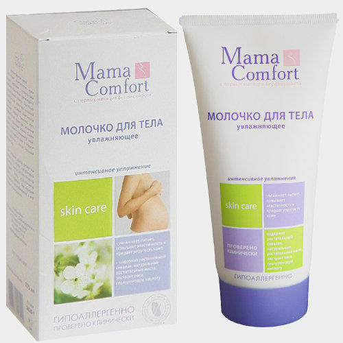 Наша Мама Увлажняющее молочко для тела Мама Комфорт 150 мл (Мамам)