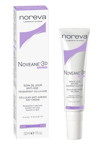 Новеан 3D Дневной регенерирующий уход против старения 30 мл (Noreva, Noveane 3D) недорго, оригинальная цена