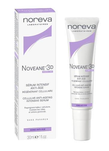 ������ 3D ����������� �������������� ��������� ��������� ������ �������� 30 �� (Noveane 3D) (Noreva - Merck)
