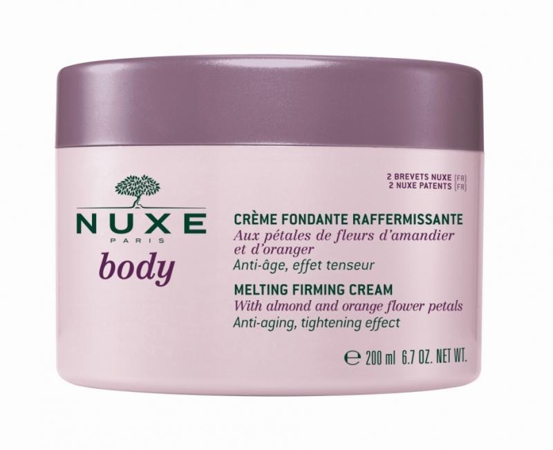 Лёгкий укрепляющий крем для тела Нюкс боди 200 мл (Nuxe, Nuxe body)