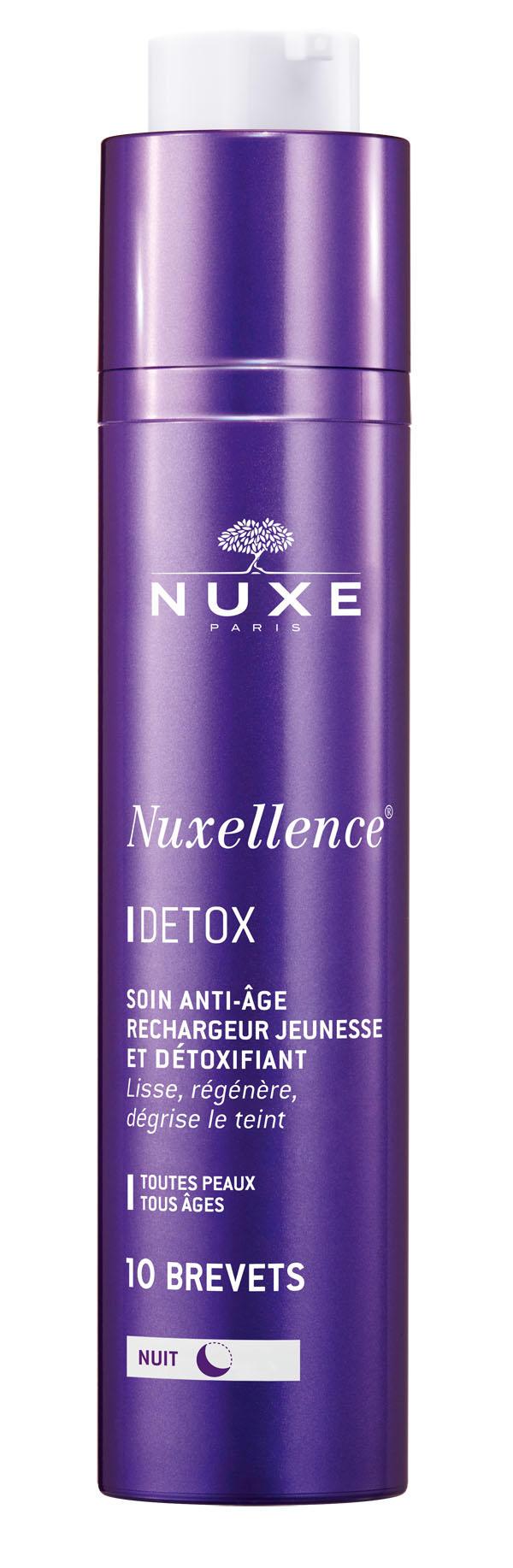 Нюксэлланс Детокс уход против старения 50 мл (Nuxe, Nuxellence) nuxe нюксэлланс детокс уход против старения